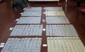 Posadeño cayó con 140 mil dólares en Corrientes