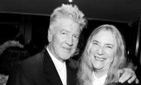 Patti Smith y David Lynch se entrevistan, y se adoran
