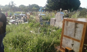 ¿Qué pasó con el nuevo cementerio de Posadas?