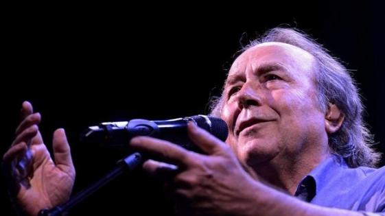 Serrat cancela el show en Tucumán por problemas de salud