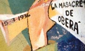 """Se cumplieron 82 años de """"la Masacre de Oberá"""""""