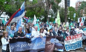 """""""Ponemos en cuestión la política de la provincia en materia energética"""""""