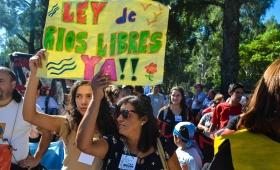 """No a las Represas: """"Puerto Azara fue conservado por la lucha popular"""""""
