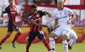 San Lorenzo rescató un empate agónico de la cancha de Huracán