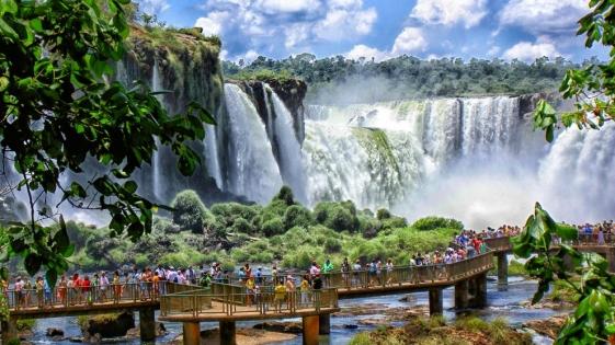 Iguazú con casi 80% de reservas para Pascuas