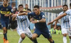 Boca rescató un punto ante Atlético Tucumán