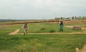 Conflicto por tierras en Campo Las Dolores
