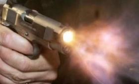 Policía disparó a su compañero en la cara