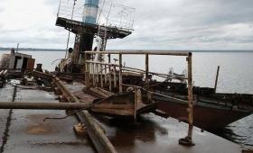 Los ferrys siguen abandonados