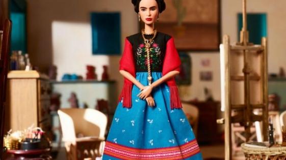 Lanzan Barbie de Frida Kahlo por el Día de la Mujer