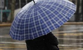 Lluvias, tormentas y calor hasta el miércoles