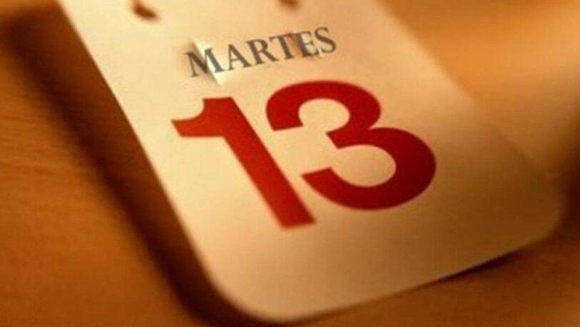 Martes 13: ¿Día de mala suerte?