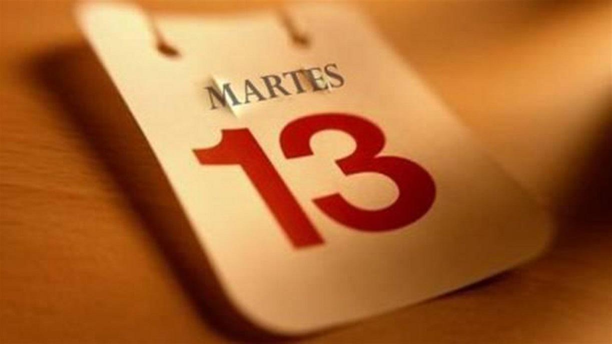 Martes 13: ¿Por qué se asocia esta fecha con la mala suerte?