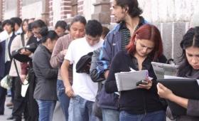 La desocupación alcanzó los 9,6% en el segundo trimestre
