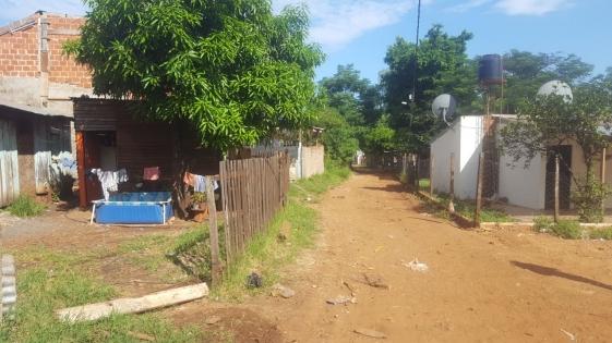Vecinos amenazan con cortar Avenida Jauretche en chacra 247