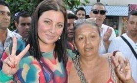 Mima Sequeira todavía no cobró la indemnización
