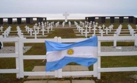Viajan a Malvinas familiares de soldados caídos en la guerra