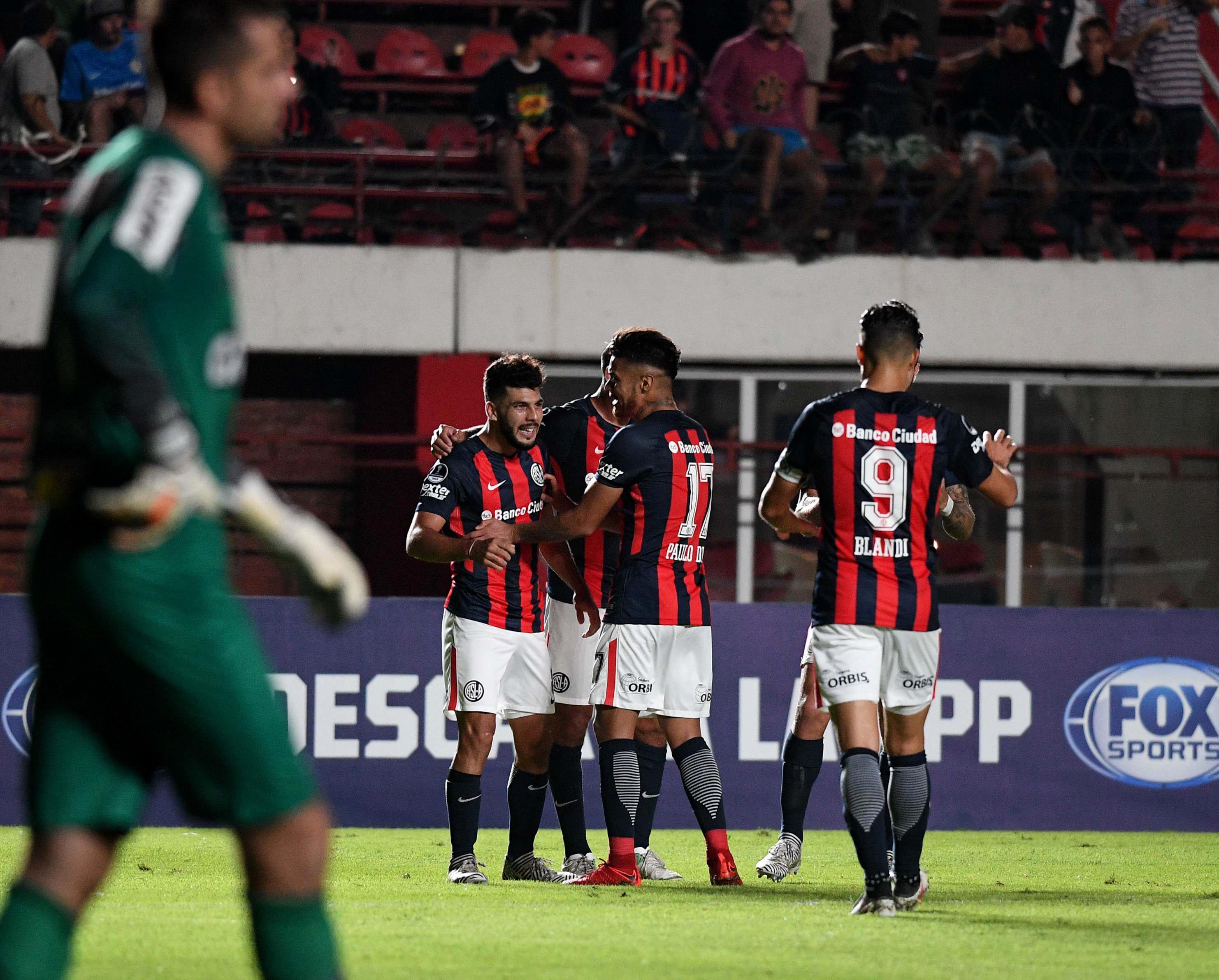 Caruzzo y Angeleri, descartados en San Lorenzo para la Copa