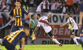 River derrotó a Rosario Central