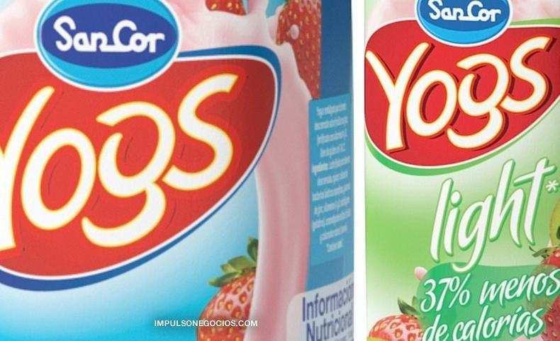 Sancor retira tandas de yogures por una falla en la producción