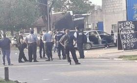Asesinaron a tres hombres a balazos en Santa Fe