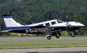 Se estrelló una avioneta: cinco muertos