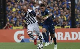 Agónica victoria de Boca ante Talleres