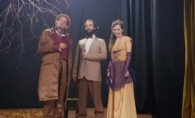 Teatro absurdo y espectáculo para chicos en el Cidade
