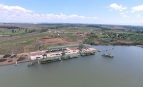 La licitación para operar el Puerto de Posadas tuvo un sólo oferente