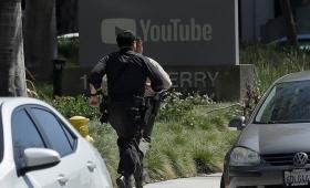 Un muerto y cuatro heridos en tiroteo en la sede de Youtube