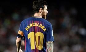 Barcelona goleó a Roma y puso un pie en las semifinales