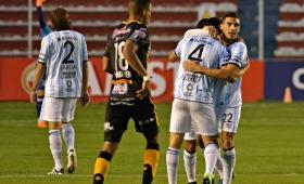 Atlético Tucumán cosechó un triunfo ante The Strongest