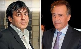 Cristóbal López y Fabián de Sousa, pasaron la noche en la cárcel