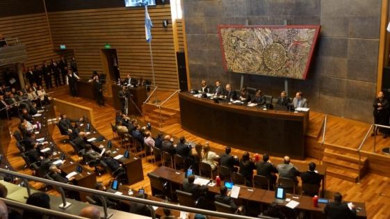 Misiones abre el 46° período de sesiones legislativas
