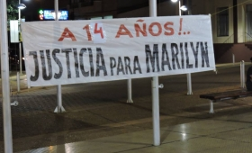 """A 14 años de su impune crimen, pidieron justicia por """"Marilyn"""" Bárbaro"""