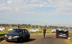 Posadas: otro motociclista murió atropellado