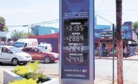 Combustibles: En Posadas se paga hasta 7 pesos más caro que en Encarnación