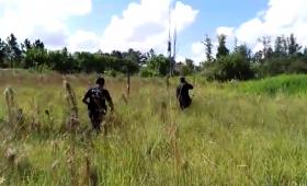 Niñas atacadas en el norte: un sospechoso sigue prófugo