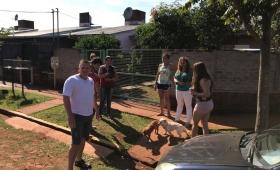 Más de 10 días sin agua en el barrio 110 Viviendas