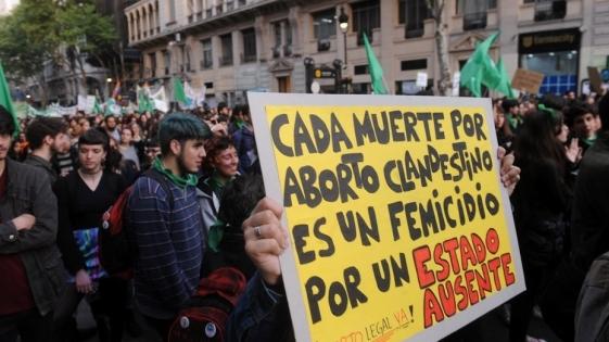 """Franco: """"Sanitariamente, hay que despenalizar el aborto"""""""