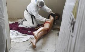 Femicidios según forenses, criminalistas, médicos y jueces