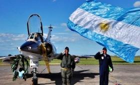 36° aniversario del bautismo de fuego de la Fuerza Aérea