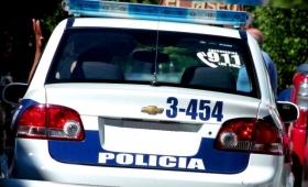 Dos detenidos y una moto secuestrada en Zona Oeste