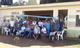 Trabajadores del Baliña, se mantienen movilizados