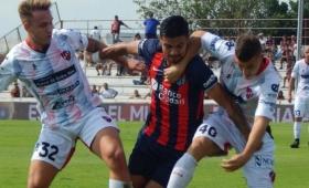 San Lorenzo empató con sufrimiento en Paraná