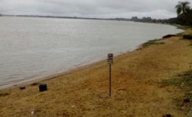 Ituzaingó: alerta por bajante del río Paraná