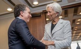 Cuarenta minutos con Christine Lagarde