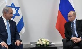 Putin busca con Netanyahu salida al conflicto en Medio Oriente
