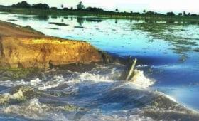 Cayó otro puente en Corrientes