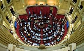 Comienza en el Senado el debate del Presupuesto Nacional 2019